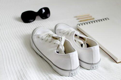 waarom witte sneakers